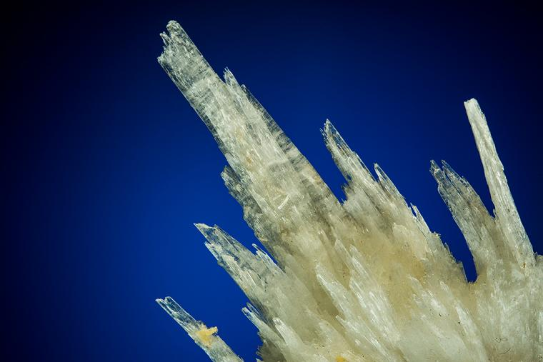 HYDROBORACITE with CALCITE