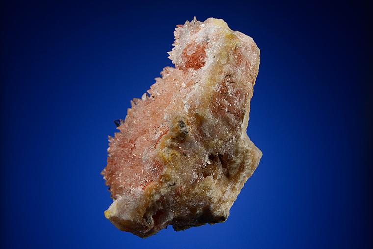 COLEMANITE with REALGAR