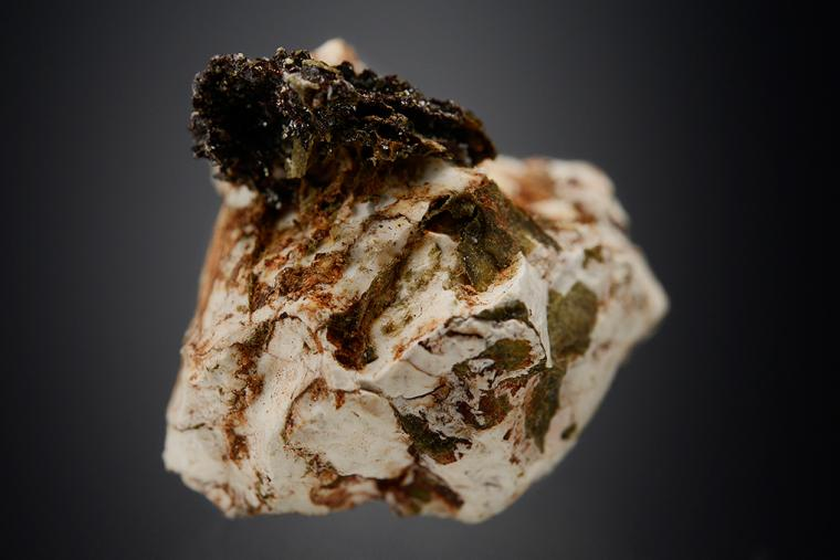GERSTLEYITE (type locality) on BORAX