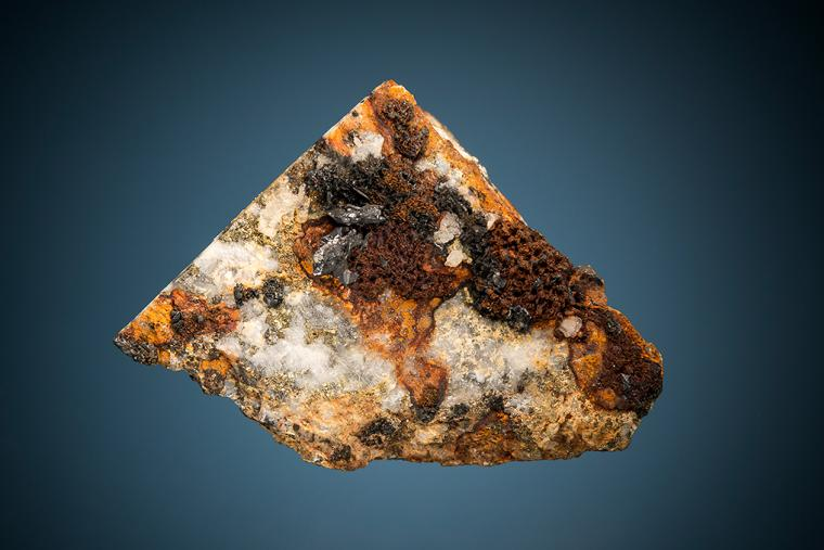 STEPHANITE with STERNBERGITE