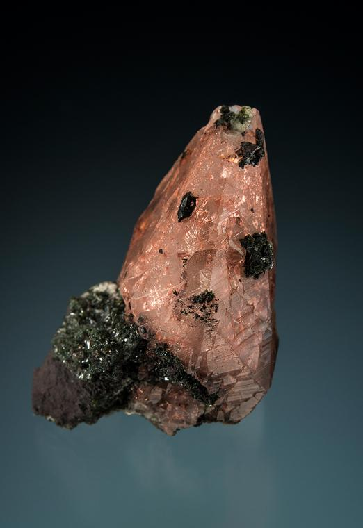 COPPER in CALCITE