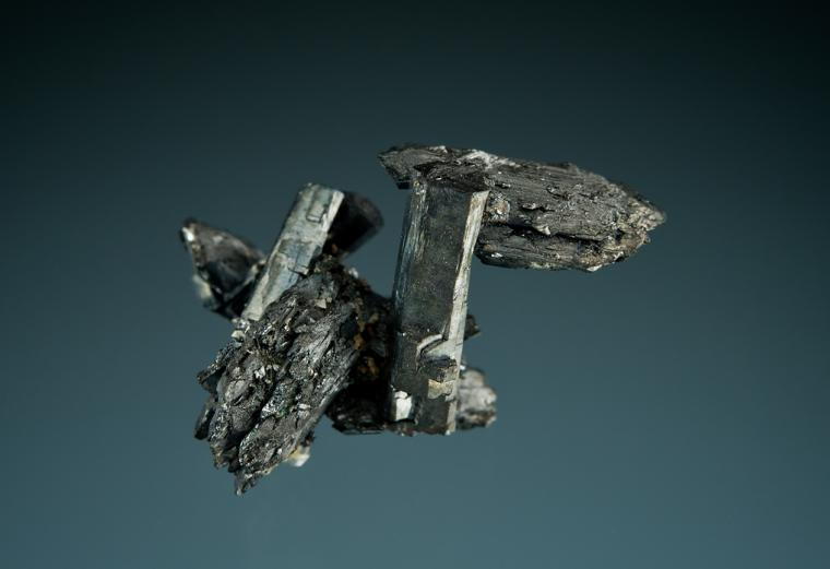BORNITE (pseudo after CHALCOCITE)