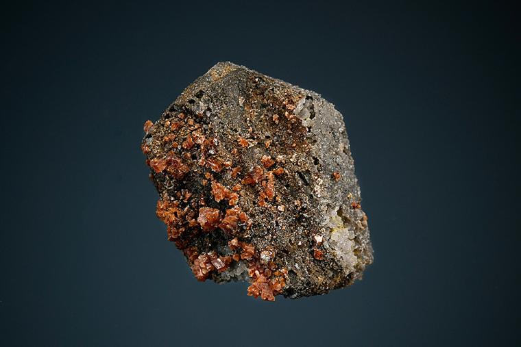 ANCYLITE after REMONDITE with RHODOCHROSITE