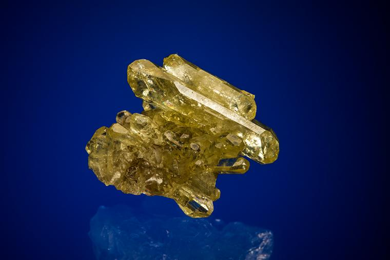 BRAZILIANITE with MUSCOVITE