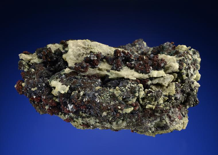 CUPRITE with COPPER