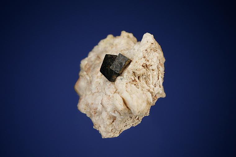 GOETHITE after PYRITE