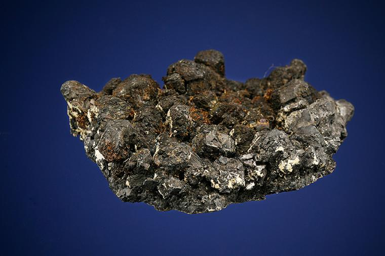 SILVER and ACANTHITE on GALENA