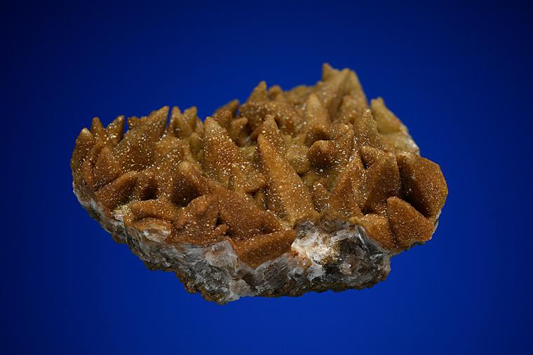 SMITHSONITE after CALCITE