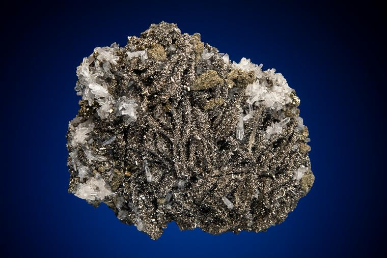 ARSENOPYRITE after PYRRHOTITE