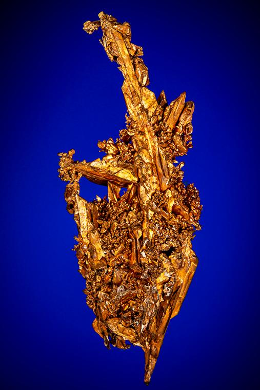 COPPER (SPINEL twin)