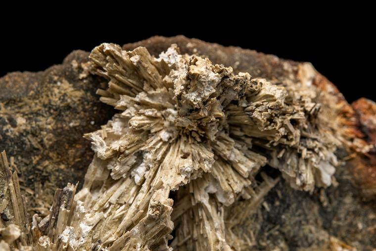 STIBICONITE after STIBNITE